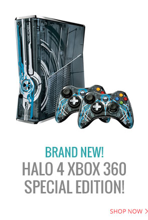Buy Brand New Halo 4 Xbox 360 Special Edition