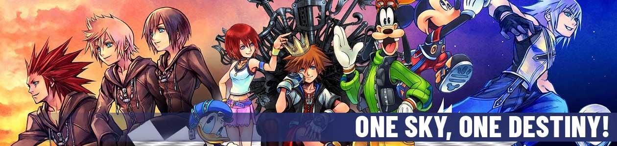 Buy Kingdom Hearts Figures and Accessories at eStarland.com!
