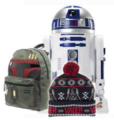 Get your Star Wars collectibles!