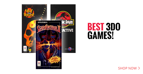 Best 3do games