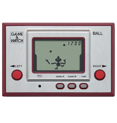 Repair your Game & Watch