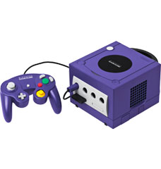 The Gamecube console starting at $54.95
