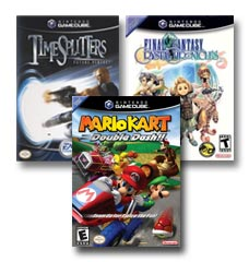Browse Gamecube Multiplayer games