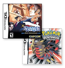 Save more on Nintendo DS games by buying preowned!
