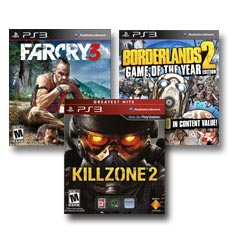 Buy First Person Shooter Games on Playstation 3