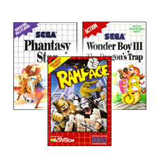 Top Sega Game Gear games