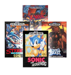 Most Popular Sega Genesis Games