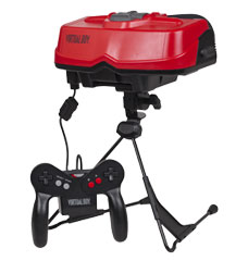 Make your Virtual Boy like new again!