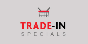 Get your best deals with trade-ins