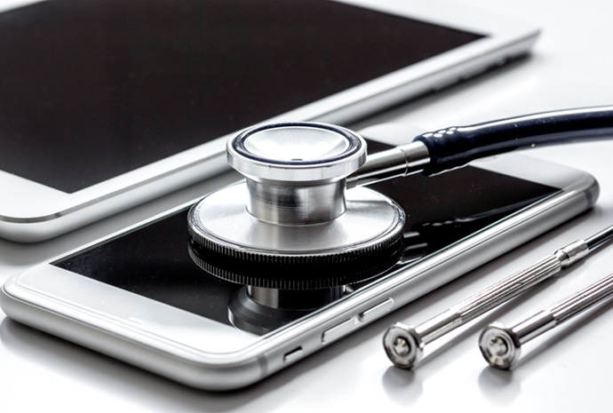 Give your devices a check up with our free diagnostic service!