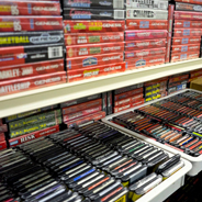 Rows of classic games